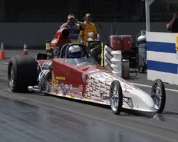 Ray Connolly grabs NHRA Div 2 Super Comp Win at Silver Dollar Raceway in Reynolds, Georgia.