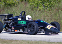 The Bertil Roos Racing School has a fleet of 20 Formula 2000 race cars equipped with K&N products