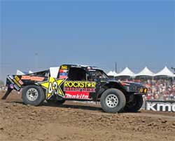 Kyle LeDuc takes a Pro 4 Class win at Los Angeles County Fairplex in Pomona, California