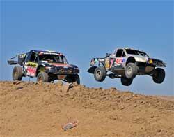 Rockstar Makita Team LeDuc happy with its display of strength in CORR Series in Pomona, California