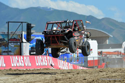 Corry Weller could become the first female champion in LOORRS history this season.