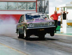 1967 Ford Cortina is the World's Fastest Cleveland Powered Streetcar