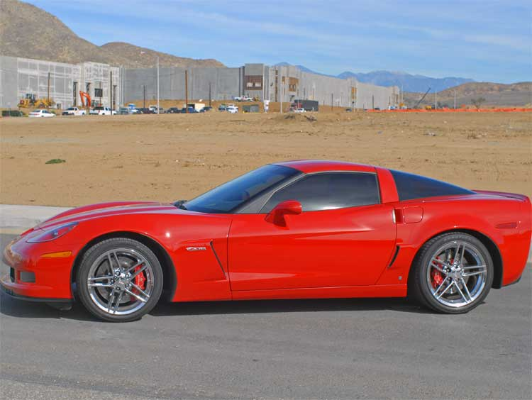 2006 To 2009 Corvette Z06 Makes Estimated 2722 More Horsepower With