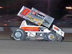 Allard at King's Speedway
