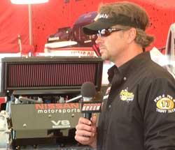 Carl Renezeder uses K&N Products