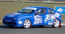 Fuchs Lubricants supports the PSM Motorsport Renault Meganes in the Pro-Car 2000 Class