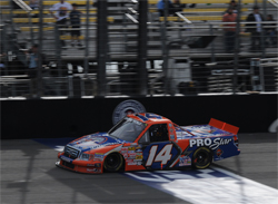 NASCAR Camping World Truck Series Race will resume at Atlanta Motor Speedway