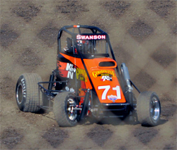 K&N sponsored racer Cody Swanson took first place at Ventura Speedway in the USAC Ford Focus California Dirt Series