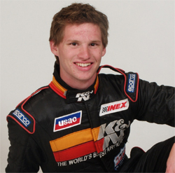 K&N sponsored racer Cody Swanson was second in the USAC Ford Focus Dirt Nationals and second in USAC California Ford Focus Dirt Series points in the 2009 season