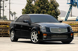 second generation CTS-V