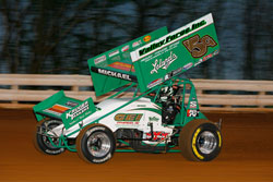 Curt Michael clinched to United Racing Company's Sprint Car championship for the seventh time in eight years.