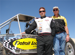 Cody and Jim Waggoner lead the WE ROCK Series in points