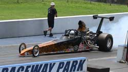 Cynthia Davis Racing at the Tulsa Raceway Park