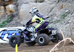 AMA ATV Motocross Series Racer Dalton Millican