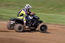 Dalton Millican is likely to be in the running for the AMA ATV National Championship