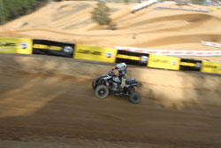 Dalton Millican's first ATV National win came last year at Loretta Lynn's Ranch Amateur Motocross Championships