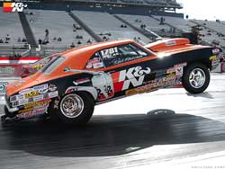 Dan Fletcher's 85th victory ties him with NHRA legend, Bob Glidden, for 4th place on the all-time NHRA wins list