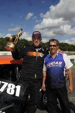 Dan Fletcher wins NHRA National Event at Brainerd International Raceway