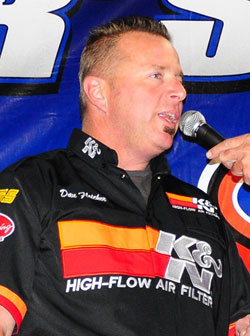 Since signing with K&N back in the beginning of 2009, Fletcher has continued to race up the top-ten list of all-time greats.