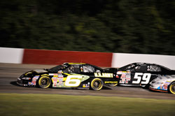 NASCAR K&N Pro Series East Racer Darrell Wallace Jr.
