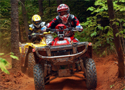 Polaris Rath Dunlap Team ready for the 2009 GNCC National Cross Country Utility Class Season