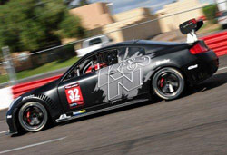 With a second round class win at Firebird Raceway, the K&N Motorsports Infiniti G35 now has a good lead in the Redline Pro Track Challenge Series points championship.