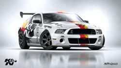 K&N Mustang RTR