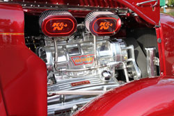 1938 Ford Street Rod with K&N Air Filters
