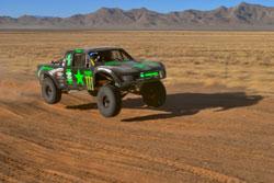 GreenArmy Motorsports' Jimco Trophy Truck at NDRA South Point Vegas 250