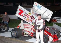 Troy DeCaire can now add 2010 Must See Racing Xtreme Sprint Series Championship title to his long list of racing accomplishments.