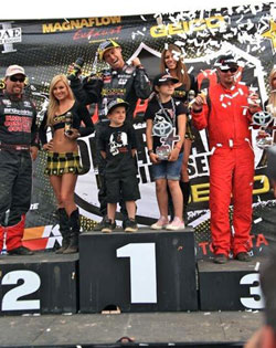 Deegan says his plan for 2011 is to be the first driver to win both the Pro Lite and Pro 2 in the same season.