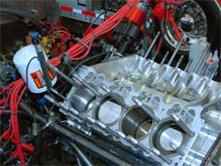 Team CSK uses K&N Engineering Products