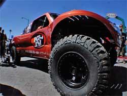 Jefferies is second in 2008 SCORE International Desert Series