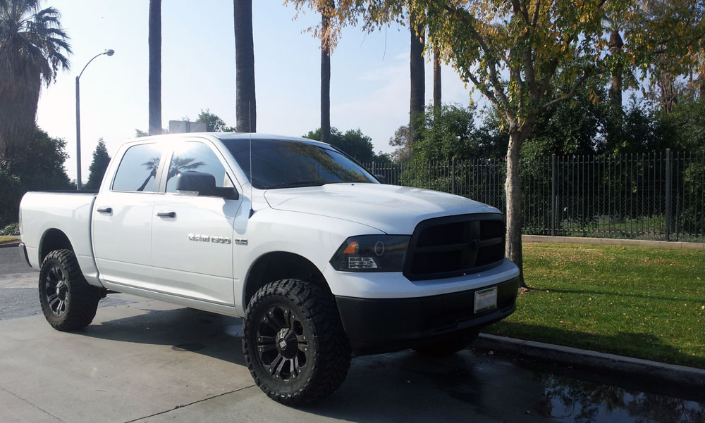 Top Dodge Ram 1500 Performance Truck Upgrades