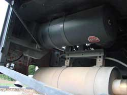 By replacing the paper air filter on his RV with a K&N Heavy Duty Air Filter Strassweg says he not only saves a good deal of money, he's also found the added benefit of increased performance.