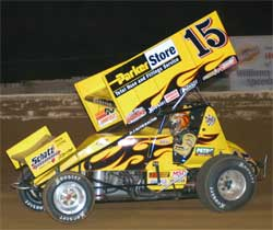 World of Outlaws Donny Schatz No. 15