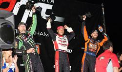 Gittin and Forsberg take 2nd and 3rd in Formula Drift Round 2 at Road Atlanta