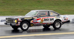 The famed Duck Tape Racing Volare is getting a makeover, but will return in late July.