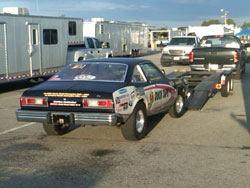 Duct Tape Team's Plymouth Volare