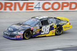 K&N Pro Series West Champion Dylan Kwasniewski at Bristol Motor Speedway
