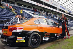 Once the new Avensis and Frank Wrathall's skills harmonize, every indication points to great race success.
