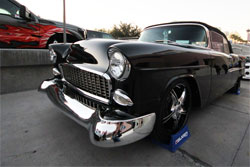 SEMA featured 1955 Chevy Bel Air