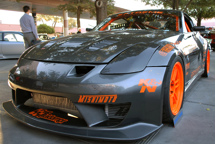 Extreme Auto Concepts Bring Two Highly Custom Nissan 350z