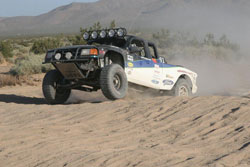 The win in Lucerne puts El Gato Racing's Ernie Serfas into a solid lead for the 2011 M.O.R.E. 1450 championship.