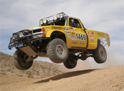 Mojave Off Road Racing Enthusiast Series Racer wins 1450 Sportsman Class Division