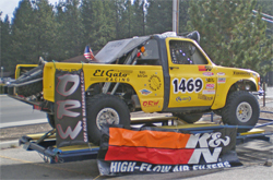 El Gato Racing is based in Big Bear Lake, California