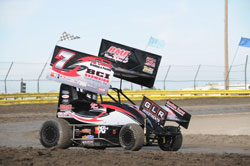 The K&N backed 600cc Micro Sprints racer managed to stay consistent all year finishing in the top-five nine times.