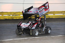 Despite having a difficult season Myatt still pulled off a solid fifth overall in the Lemoore Raceway championship.