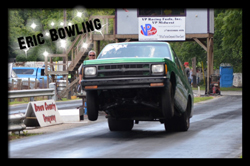 After a slow start, Eric Bowling has been on a roll in Bracket racing during the final half of 2013