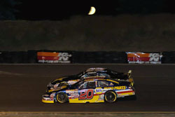 NASCAR K&N Pro Series West Champion Eric Holmes